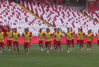 Crna Gora spremna za meč sa Turskom