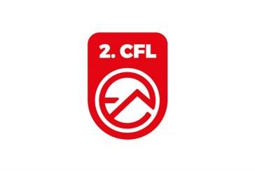 2.CFL: Goleada u Ulcinju
