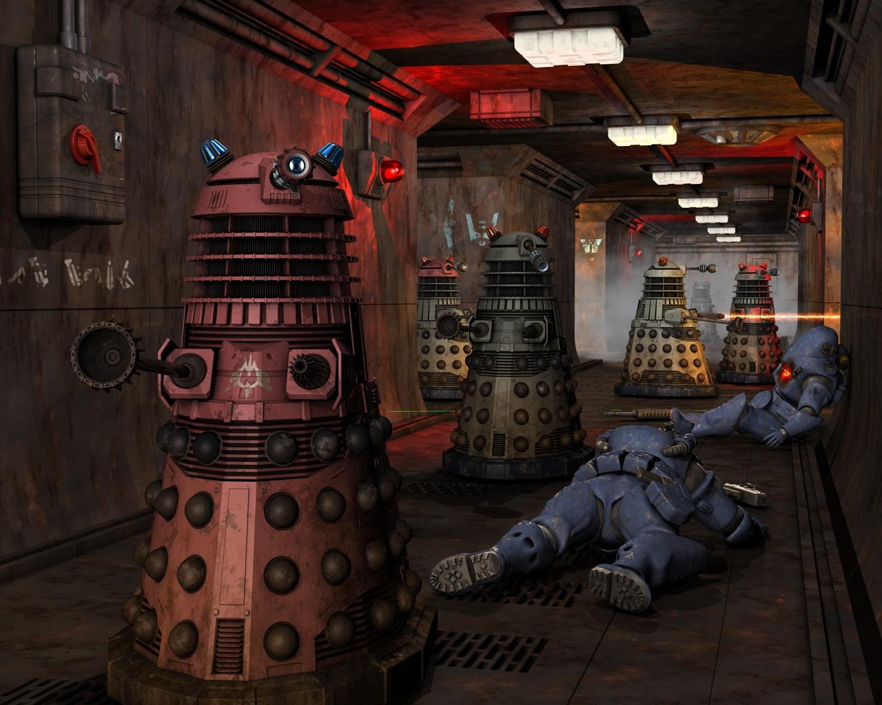 Daleks  Second Empire