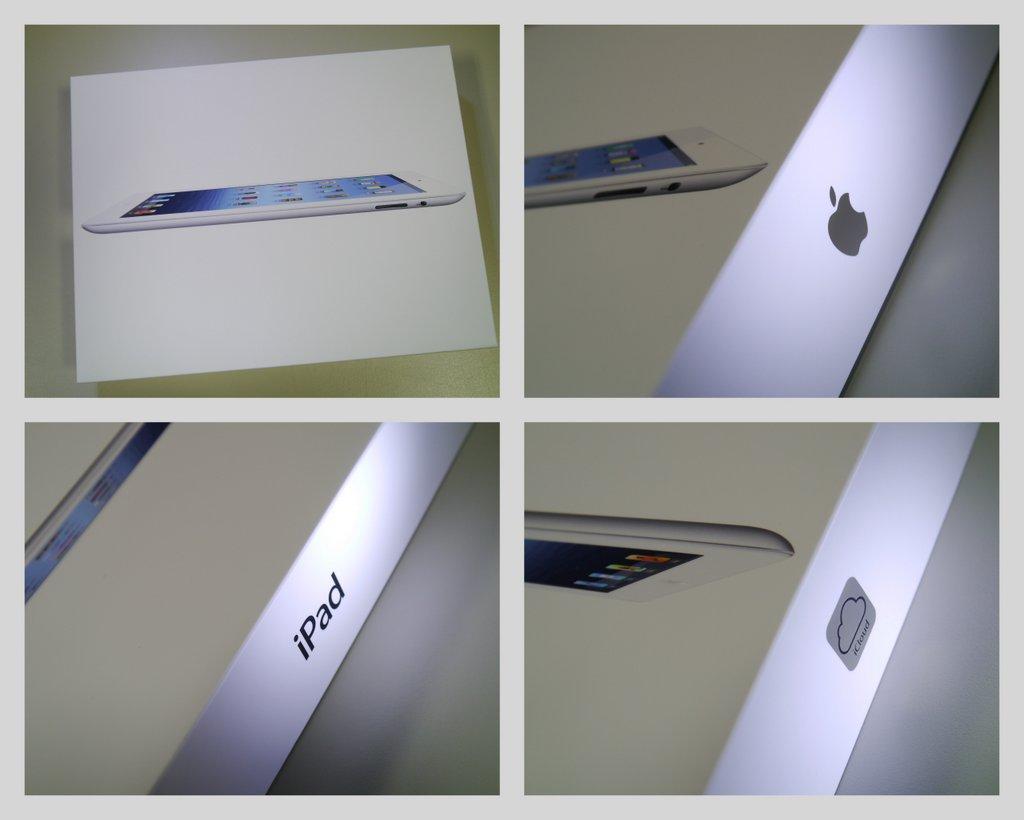 [寫真] New iPad 開箱   逍遙文工作室