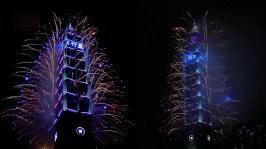 2013 101 跨年煙火 taiwan taipei 101 fireworks show (15)