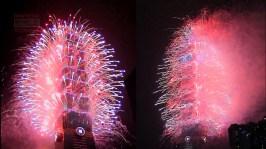 2013 101 跨年煙火 taiwan taipei 101 fireworks show (21)