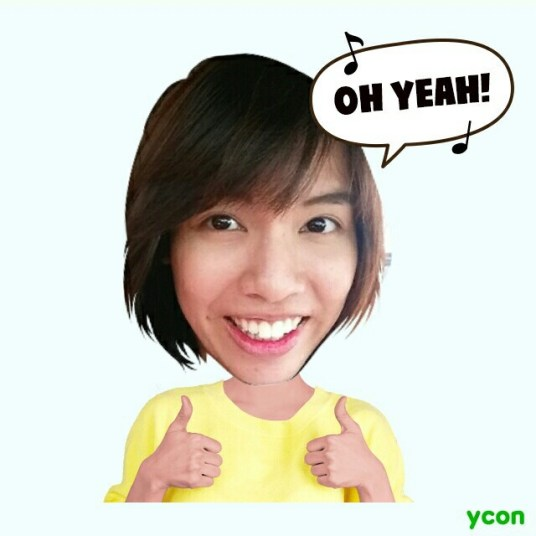 line ycon sticker w00001