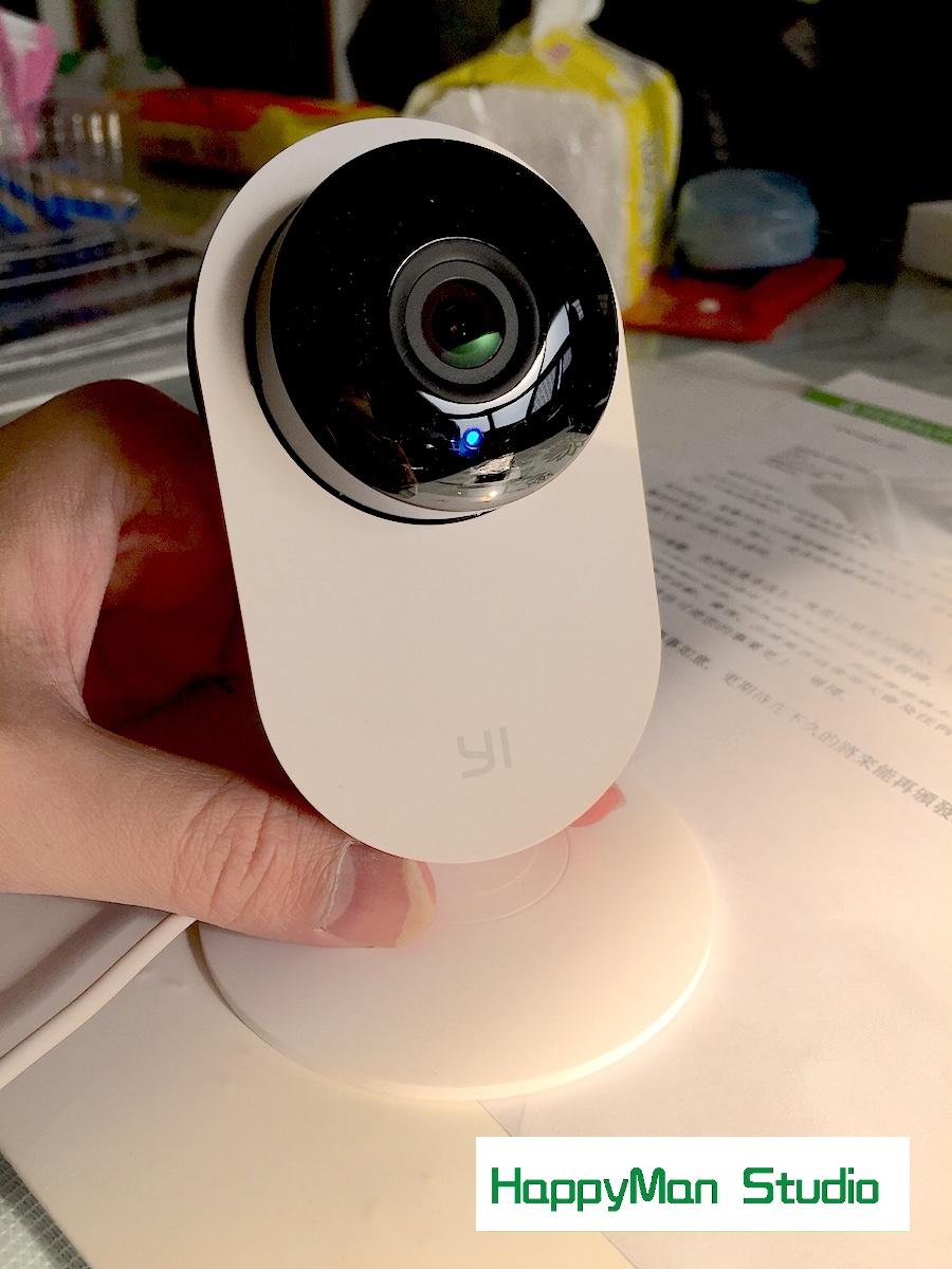 [寫真] 小蟻智慧攝影機 | 逍遙文工作室