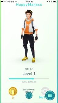 APP Pokemon Go 寶可夢00007