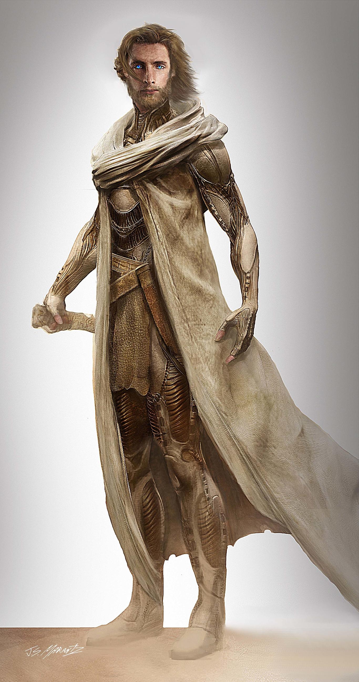 Dune Concept Art By Jeradsmarantz Fantasy 3d Cgsociety