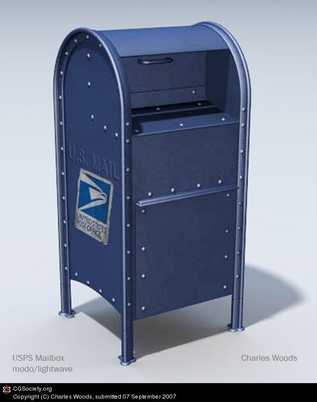Find A Usps Drop Box :