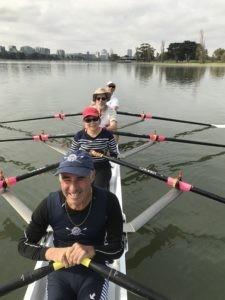 rowing quad