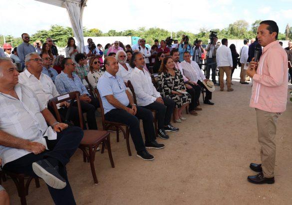 Habrá una inversión de más de tres mil millones de pesos para generar más de cinco mil empleos para los quintanarroenses