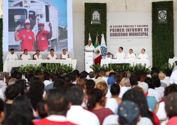 Impulsar el desarrollo de los municipios es prioridad del gobernador Carlos Joaquín