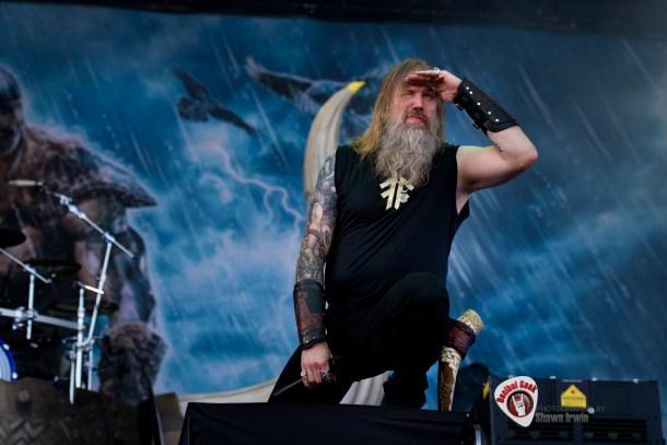Amon Amarth #11-SRF 2019-Shawn Irwin