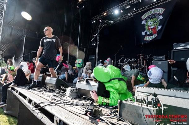 Green Jellÿ #24-Sweden Rock 2019-Diane Webb