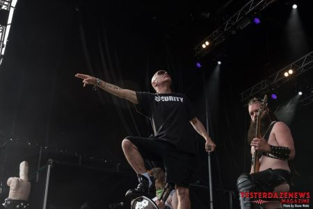 Green Jellÿ #2-Sweden Rock 2019-Diane Webb