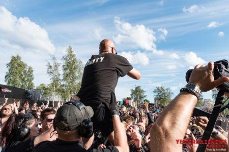 Green Jellÿ #23-Sweden Rock 2019-Diane Webb