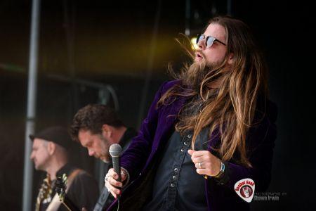 James Holkworth The Coolbenders #15-Sweden Rock 2019-Shawn Irwin