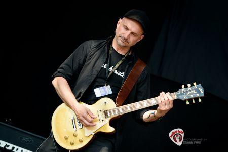 James Holkworth The Coolbenders #4-Sweden Rock 2019-Shawn Irwin