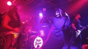 Night Demon in Toronto