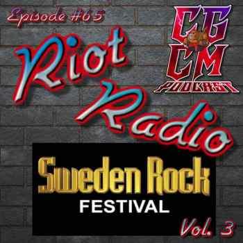 CGCM Podcast EP#65-Riot Radio #3 (Meister)-SRF 2019