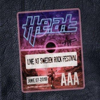 H.E.A.T - Live at Sweden Rock