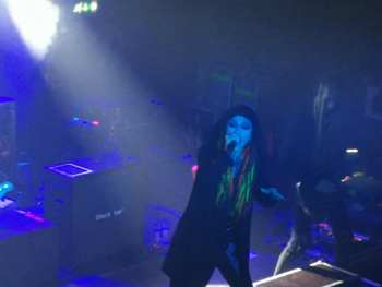Infected Rain's Lena Onstage