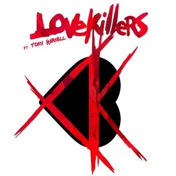 LOVEKILLERS feat. TONY HARNELL (Album Review)