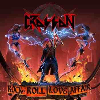 CROSSON - Rock n Roll Love Affair (March 27, 2020)