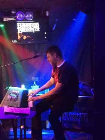 Bandaid Brigade: Keys man Brian Wahlstrom