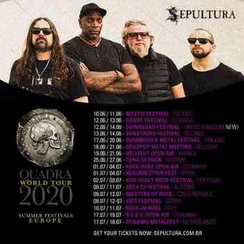 SEPULTURA - Quadra (Album Review)