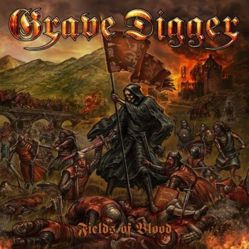 GRAVE DIGGER - Fields of Blood (May 29, 2020)