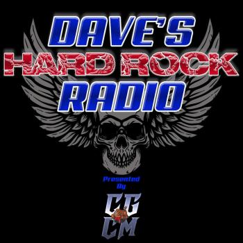 DAVE'S HARD ROCK RADIO (Sundays at 8pm EST)