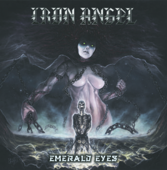 IRON ANGEL - Emerald Eyes (October 02, 2020)