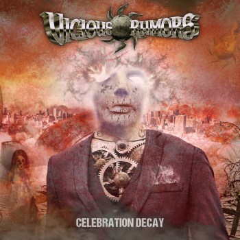 VICIOUS RUMORS - Celebration Decay (August 21, 2020)