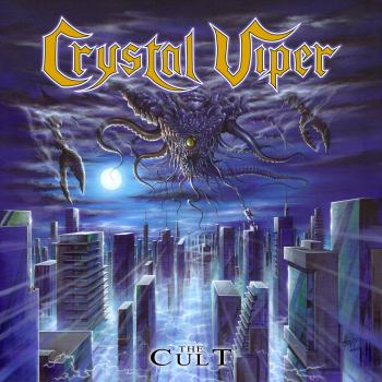 CRYSTAL VIPER - The Cult (January 29, 2021)