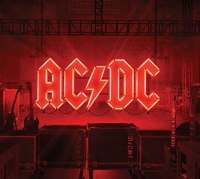 AC/DC Pwr/Up Album Front