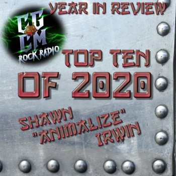 "BEST OF 2020 - Shawn ""Animalize"" Irwin"