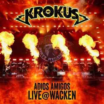 KROKUS - Adios Amigos Live @ Wacken (February 19, 2021)