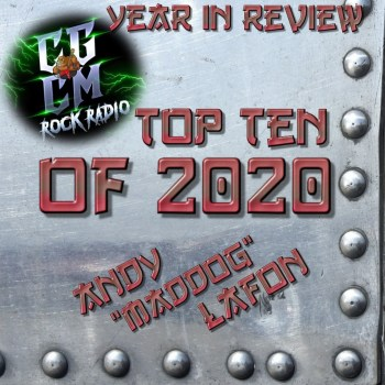 "BEST OF 2020 - Andy ""Maddog"" Lafon (Writer)"