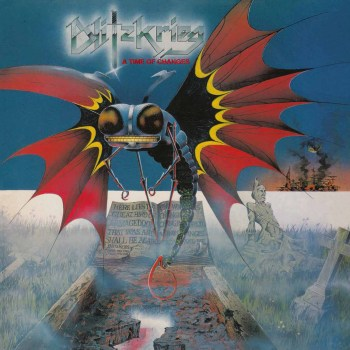 BLITZKRIEG - A Time of Changes (Reissue) (February 26, 2021)