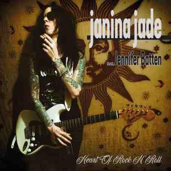 JANINA JADE - Heart of Rock n Roll (March 26, 2021)