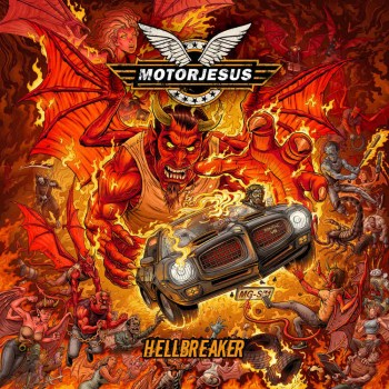 MOTORJESUS - Hellbreaker (April 09, 2021)