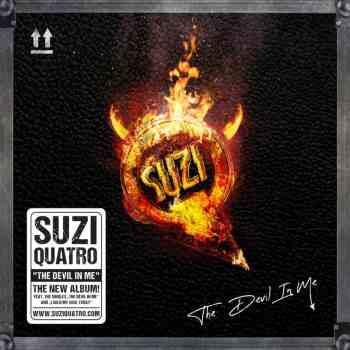 SUZI QUATRO - The Devil In Me (March 26, 2021)