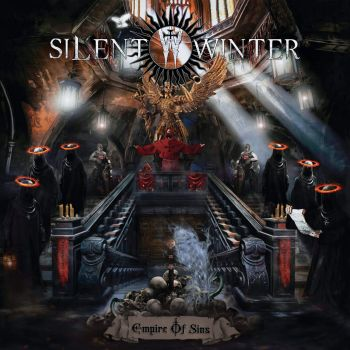 SILENT WINTER - Empire of Sins (March 26, 2021)