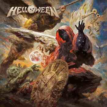 HELLOWEEN - Helloween (June 18, 2021)