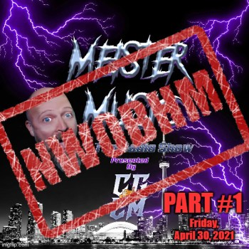 NWOBHM Radio Show Part #1 (Meister Music Radio Show)