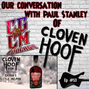 CGCM Podcast EP#53 - Paul Stanley