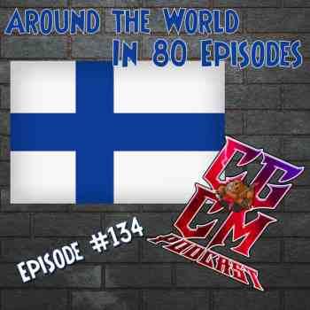 CGCM Podcast Episode #134 - Around The World - Finland