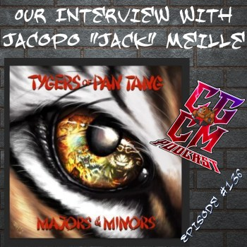 CGCM Podcast Ep#136 Tygers Of Pan Tang Jack Meille Interview
