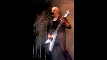 Friday Headliner Devin Townsend From Bloodstock 2011
