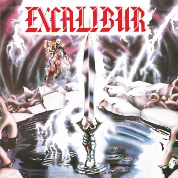 EXCALIBUR - The Bitter End (Re-issue) (September 24, 2021)