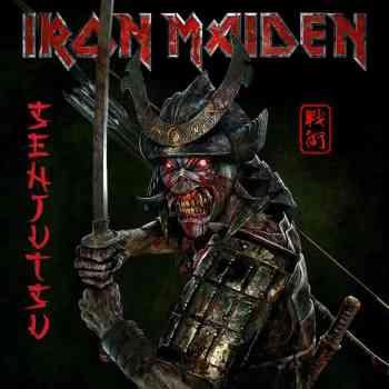 IRON MAIDEN - Senjutsu (September 03, 2021)